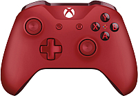 Геймпад Microsoft Xbox One WL3-00028 (красный) -