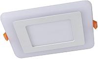 Точечный светильник Arte Lamp Zomma A7509PL-2WH -