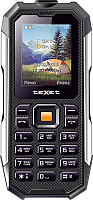 Мобильный телефон Texet TM-518R (черный) -