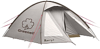 Палатка GREENELL Керри 3 V3 (коричневый) -