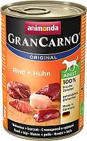 Корм для собак Animonda GranCarno Original Adult с говядиной и курицей (400г) -