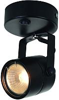 Спот Arte Lamp Lente A1310AP-1BK -