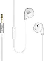 Наушники-гарнитура Deppa Stereo Air Pro / 44154 (белый) -