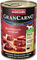 Корм для собак Animonda GranCarno Original Adult мясной коктель (400г) -