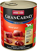 Корм для собак Animonda GranCarno Original Adult с говядиной (800г) -