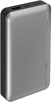 Портативное зарядное устройство Deppa NRG Turbo 15000 mAh / 33519 (черный/графит) -