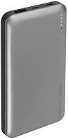 Портативное зарядное устройство Deppa NRG Turbo 10000 mAh / 33518 (черный/графит) -