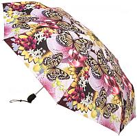 Зонт складной Ame Yoke ОК581 (бабочки) -