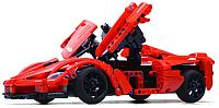Конструктор управляемый CaDa Ferrari / C51009W (на радиоуправлении) -