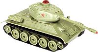 Радиоуправляемая игрушка Huan Qi Battle Tank 553 -