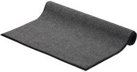 Коврик грязезащитный VORTEX Профи 120x150 / 22138 (серый) -