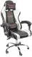 Кресло геймерское Calviano Ultimato (черный/белый/черный) -