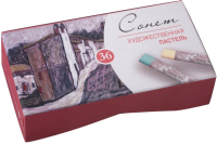 Набор сухой пастели Сонет 7141225 (36шт) -
