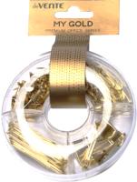 Набор канцелярских мелочей deVente My Gold / 4133800 -