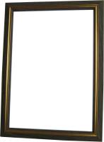 Рамка FC №12 / RP 1225 (21x30, бежево-серый) -