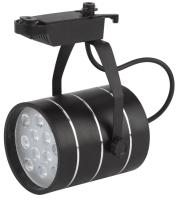 Трековый светильник ЭРА TR3 - 12 BK / Б0032110 (черный) -