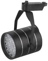 Трековый светильник ЭРА TR3-18 BK / Б0032111 (черный) -