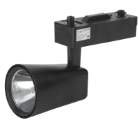 Трековый светильник ЭРА TR4-20 BK / Б0032166 (черный) -