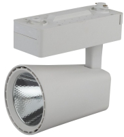 Трековый светильник ЭРА TR4-30 WH / Б0032161 (белый) -