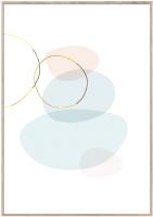 Картина Orlix Абстракции 4 / OB-13883 -