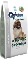 Корм для собак Quicker Premium Adult Mini / Midi с птицей и рисом (10кг) -