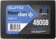 SSD диск Qumo Novation TLC 3D 480GB (Q3DT-480GAEN) -
