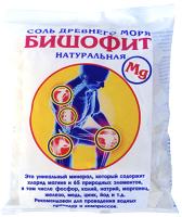 Соль для ванны Saules Sapnis Бишофит магниевая сухая без добавок (500г) -