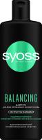 Шампунь для волос Syoss Balanсing для всех типов волос (450мл) -
