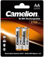 Комплект аккумуляторов Camelion NH-AA2700BP2 (2шт) -