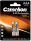 Комплект аккумуляторов Camelion NH-AAA1000BP2 (2шт) -