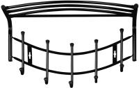 Вешалка для одежды Ника НВН1 (черный) -