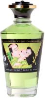 Эротическое массажное масло Shunga Midnight Sorbet щербет (100мл) -