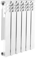 Радиатор алюминиевый Ogint Delta Plus 500 (6 секций) -