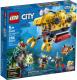 Конструктор Lego City Океан: исследовательская подводная лодка 60264 -