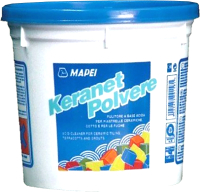 Средство для очистки после ремонта Mapei Keranet Polvere (1кг) -