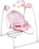 Детский шезлонг Lorelli Tango / 10090070003 (Pink) -
