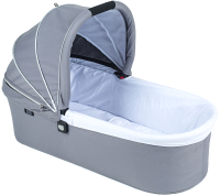 Люлька-модуль Valco Baby External Bassinet Snap 4 (Cool Grey) -