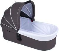 Люлька-модуль для коляски Valco Baby External Bassinet Snap 4 (Dove Grey) -