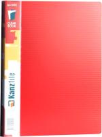 Папка для бумаг Kanzfile 07М-30K (красный) -