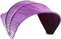 Капор для коляски Valco Baby Vogue Hood Snap & Snap 4 (Purple/White) -