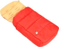 Накидка на ножки для коляски Bumbleride Red Sand -