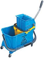 Набор для уборки Uctem HTS730-B / 9008243 (голубой) -