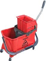 Набор для уборки Uctem HTS730-R / 9008244 (красный) -