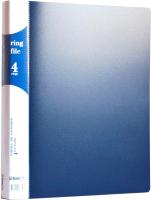 Папка-регистратор Kanzfile 071Q-4K (синий) -