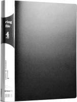 Папка-регистратор Kanzfile 071Q-4K (черный) -