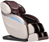Массажное кресло Gess Futuro GESS-830 Coffee (коричневый/бежевый) -