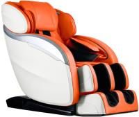 Массажное кресло Gess Futuro GESS-830 (оранжевый/бежевый) -