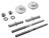 Монтажный комплект для сантехники Sanita Luxe КУ-2 0030107 -