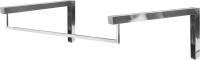Кронштейн для умывальника Sanita Luxe Infinity 65 / 14365557 (с полотенцедержателем) -