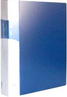 Папка-регистратор Kanzfile 101Q-4K (синий) -